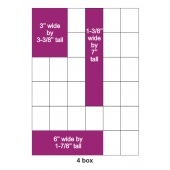 4 box ad