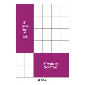 8 Box Ad